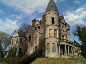 Empty Mansion