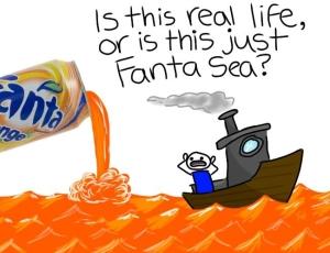 Fanta Sea