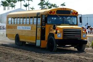 Funyn Cide Bus