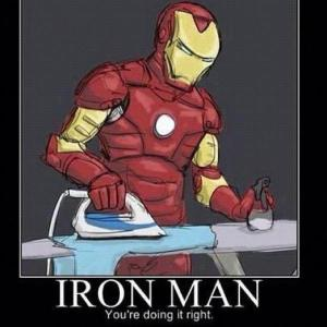 Ironman ironing out the kinks
