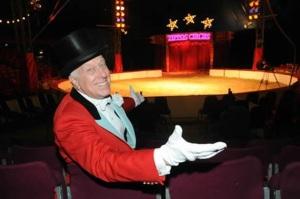 circus barker