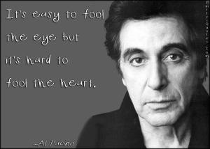 fool the eye
