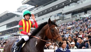 ryan moore riding in hk