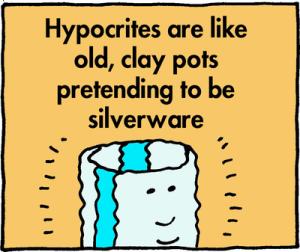 HYPOCRITICAL 1